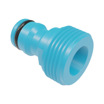 3/4 hozelock compatibile male threaded tap connector hose connector from Garden hose accessories