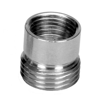 Pipe Connection Reduction Fittings Chrome Female x Male 3/8x1/2 from Thread reducers and adaptors