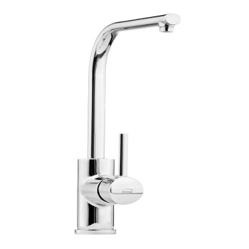 Durable Elegant Standing Swivel Spray Kitchen Sink Faucet Tap with Ceramic Mixer from Kitchen taps