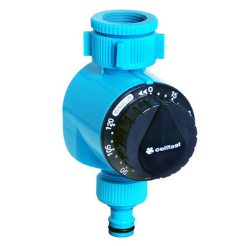 Manual Garden Hose Water Timer - Hozelock Compatible - No Battery Need from Garden hose accessories