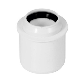 Short Reduction Connector Pipe 50mm to 32mm Sewage System Installation from Waste pipe and fittings