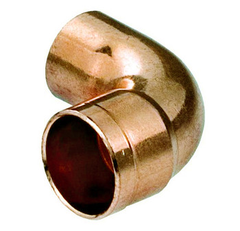 Water Pipe Fitting Elbow Copper Connector Solder Male x Female 18mm Diameter from Copper fittings