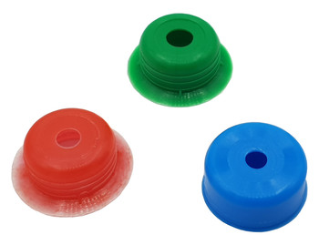 Water Saving Shower Flow Reducers Regulators Adaptors Set - 7-20 l/min - 1/2 from Shower flow restrictors