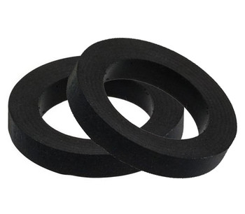 2pcs of Rubber Gaskets for Gas Hose Pipe Connection System Fittings from Gas pipes and fittings