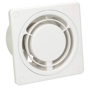 Low Energy Silent Kitchen Bathroom Extractor Fan 100mm Standard RING Ventilator from Standard wall fans