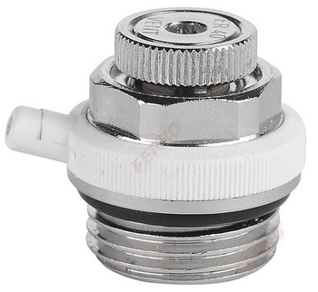 1/2 BSP Automatic Air Vent Auto Cut-off Self Bleeding Radiator Valve from Radiator air vents and valves