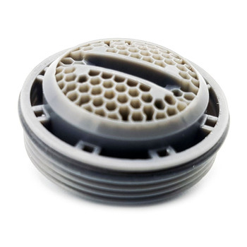 Faucet Tap Plastic Aerator 24mm MALE Water Saving Flat Threaded Insert from Tap aerators  sprays