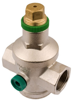 Adjustable Pressure Reduction Valve 1/2 3/4 1 Inch BSP Female 0.5-5 BAR