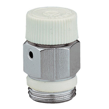 1/8 1/4 3/8 Inch Radiator Air Vent Bleed Plug Valve No Need Key Caleffi