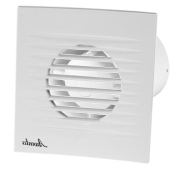 100mm Extractor Fan RIFF Front Panel Wall Ceiling Ventilation