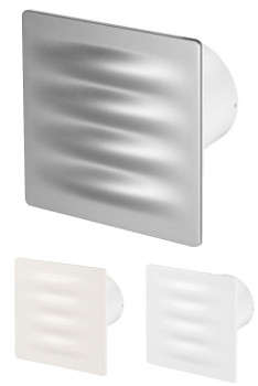 100mm Extractor Fan VERTICO Front Panel Wall Ceiling Ventilation