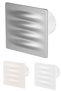 125mm Extractor Fan VERTICO Front Panel Wall Ceiling Ventilation
