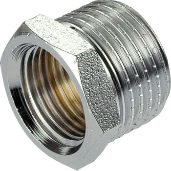 3/8 1/2 3/4 Inch Threaded Bush Male x Female Pipe Fittings Reduction