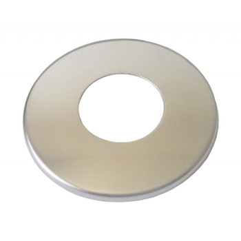 21mm 26mm 1/2 3/4 Pipe Cover Collar Chrome Stainless Steel
