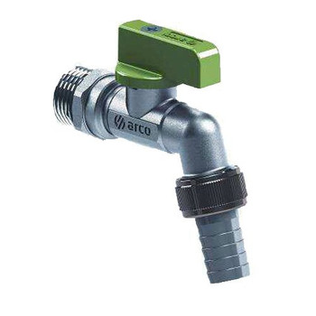 Anti-lime high quality garden outside outdoor bib tap valve 1/2inch x 3/4 bsp from Garden taps  valves