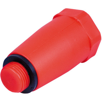 1/2 Pipework Quick Pressure Test Check Connector Plastic PVC Plug Nipple from Plumbing sealants