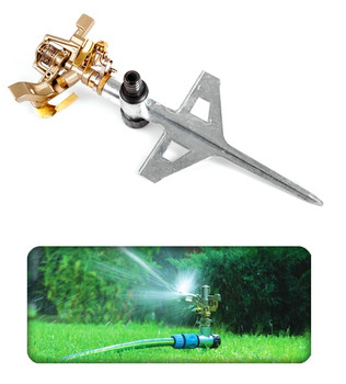 Professional impulse metal spike garden sprinkler hozelock compatible sprayer from Garden sprinklers