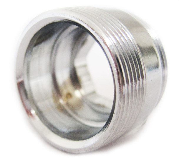 22mm to 24mm Solid Metal Adaptor Reducer For Faucet Tap Aerator