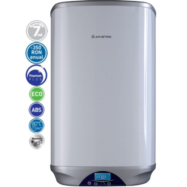 80 Liters Wall Mounted Electric Hot Water Heater 1 8kw Shape Premium
