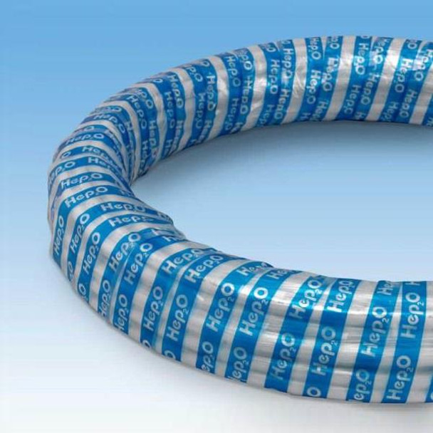 22 mm diameter 50m central heating hot cold water underfloor pipe roll Hep2o wavin barrier from Hep2o pipes
