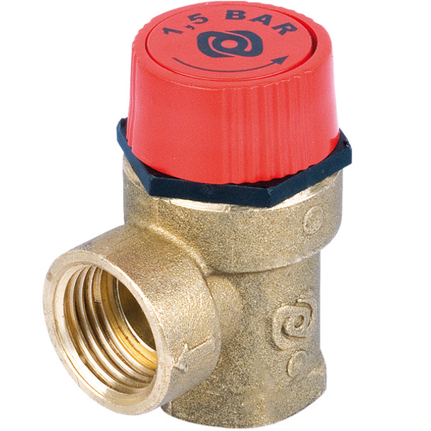 1/2 BSP Female 3 bar Safety Pressure Relief System Protection Valve from Pressure release valves