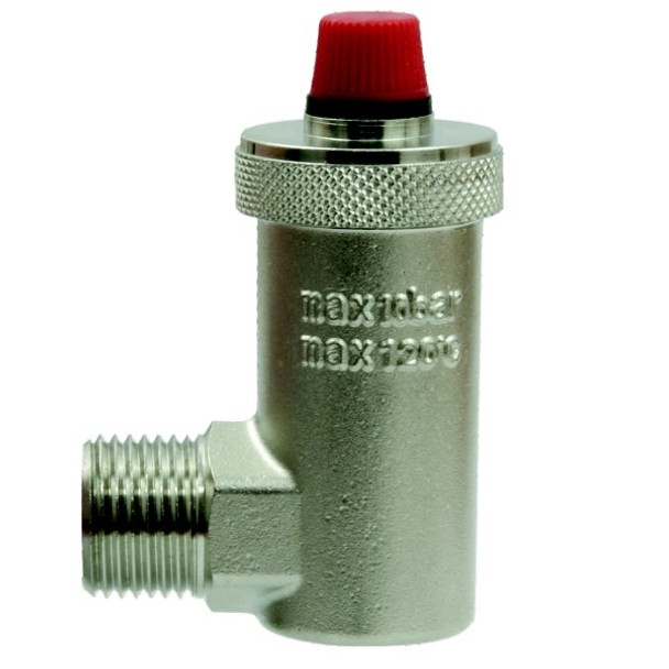 Automatic Air Vent 1/2 BSP Side Entry 15mm Valve Trapped Air Remover from Automatic air vents