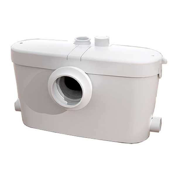 Macerator Pump Shredder Chopper for Bathroom Sewage with Toilet WC Connection from Toilet spares