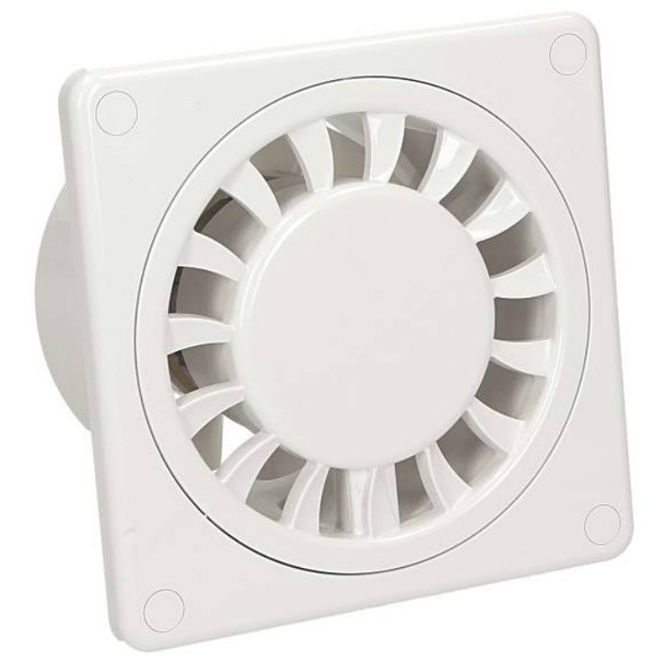 Low Energy Silent Kitchen Bathroom Extractor Fan 100mm Standard DISK Ventilator from Standard wall fans