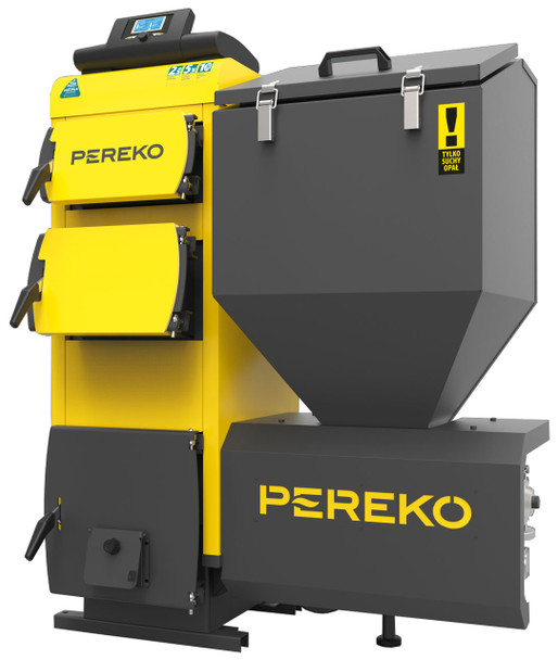 18kW Power Efficient Heating Boiler Non-Wood Pellet PerEko Argo Multi from Multifuel heating boilers