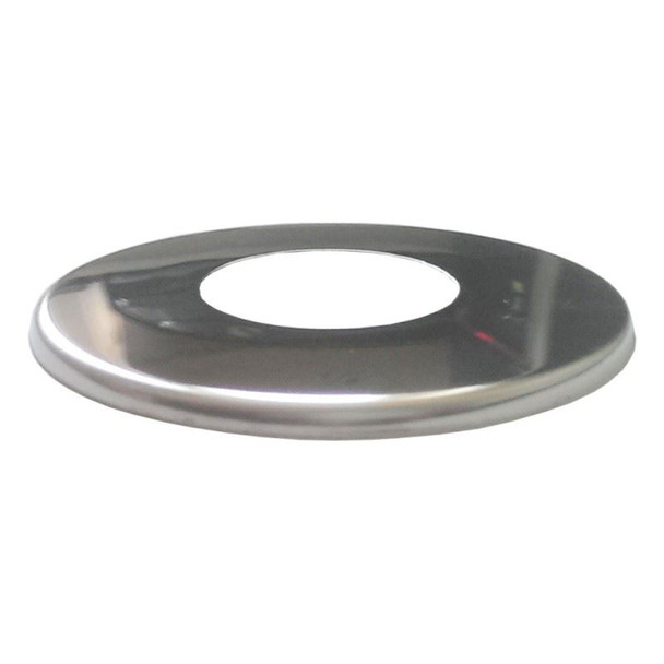21mm 26mm Valve Tap Shower Pipe Cover Collar Chrome Steel