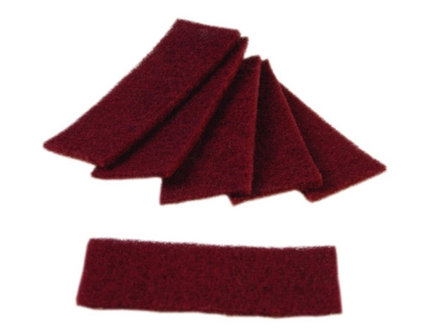 10 x packs of copper pipe cleaner clothes for cleaning plumbers soldering tools from Plumbers soldering