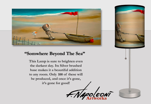 Somewhere Beyond The Sea Lamp