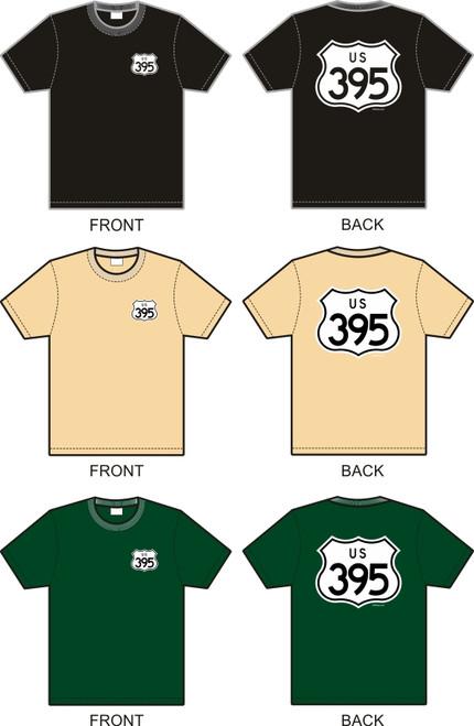 T-Shirt US 395
