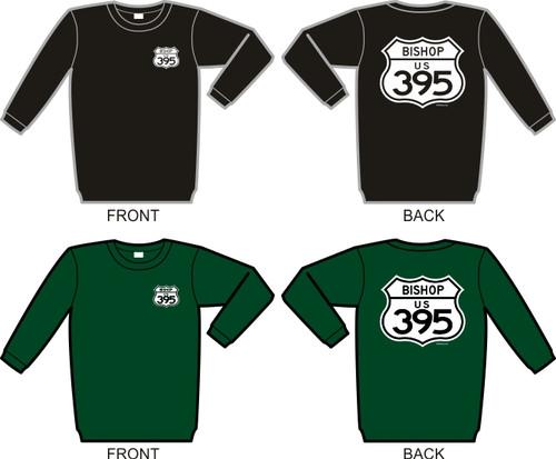 Long Sleeve Shirt Bishop 395