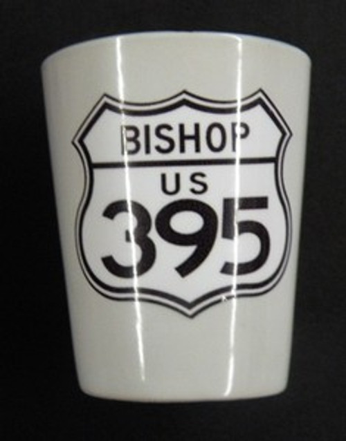 Bishop 395 Shot Glass