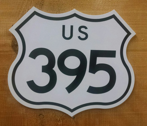 395 US Mini Sign