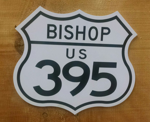 395 Bishop Mini Sign
