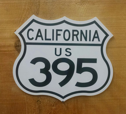 395 California Mini Sign