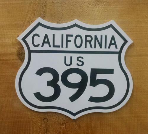 395 California Mini Sign