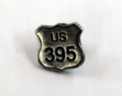 Pewter Metallic 395 Pins