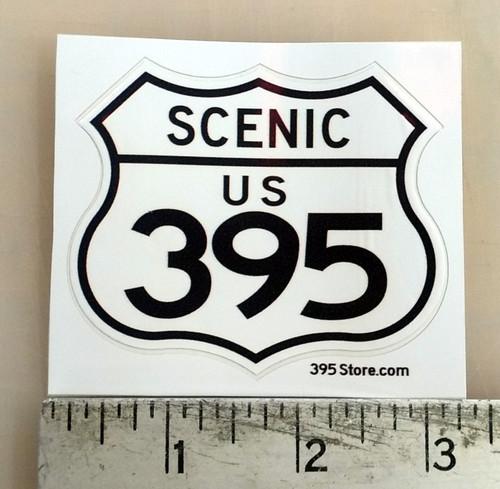 395 Scenic Sticker