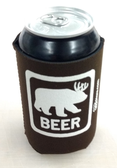 Beer Bear Koozie