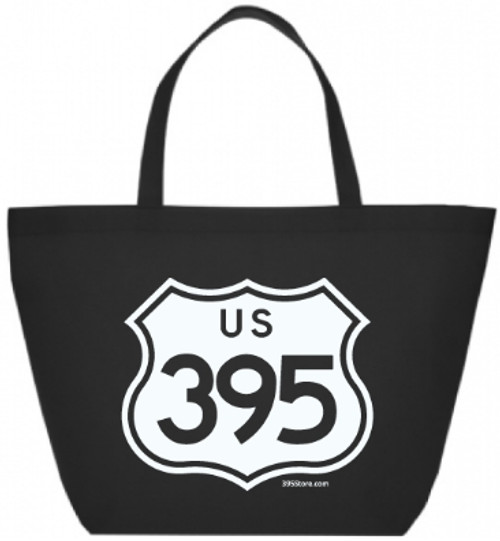 395 Shopping Tote Bag (Free with purchase of $35)