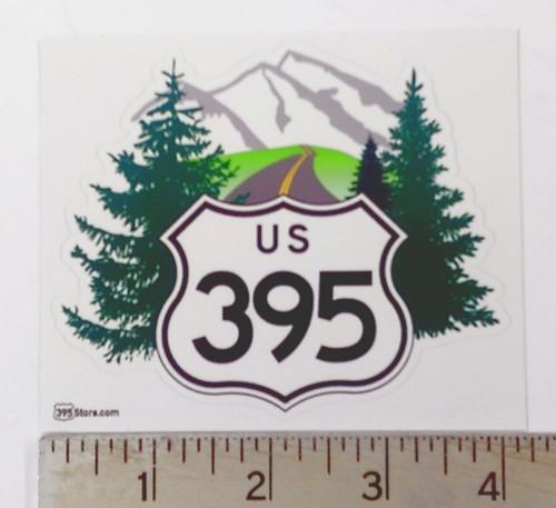 Love 395 sticker