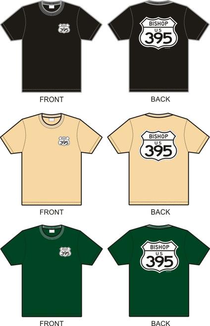 T-Shirt Bishop 395