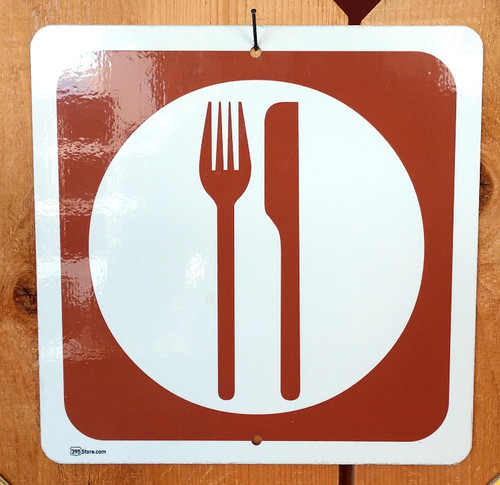 Food Dining Restaurant Recreation Symbol Sign