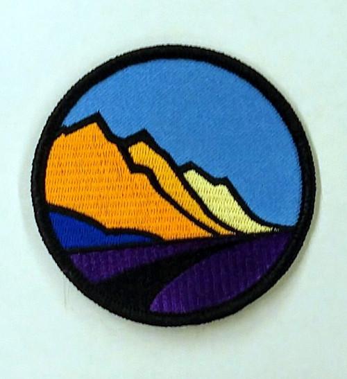 Eastern Sierra Scenic Byway Patch