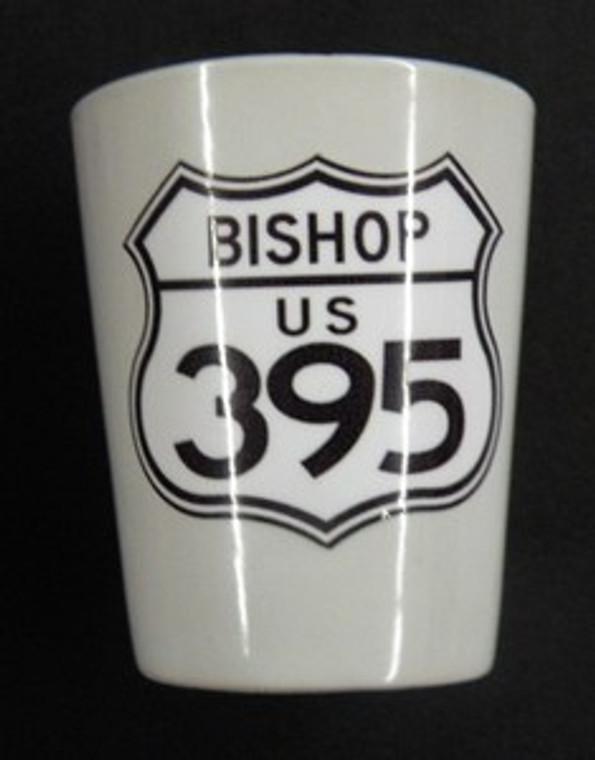 Bishop 395 Shot Glass