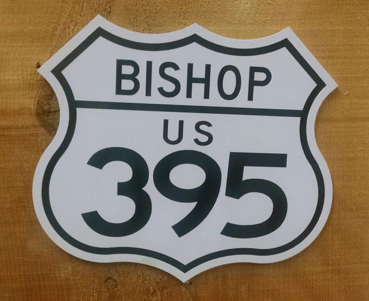 395 Bishop Mini Sign