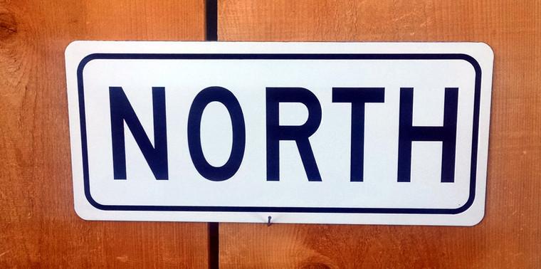 North Sign